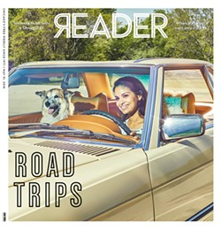 2018 Road Trips Cover - Amrita and Winnie hit the road for summer - RYAN SEGEDI