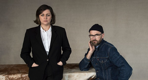 Tracyanne Campbell works through the death of her Camera Obscura bandmate in a new duo with Danny Coughlan