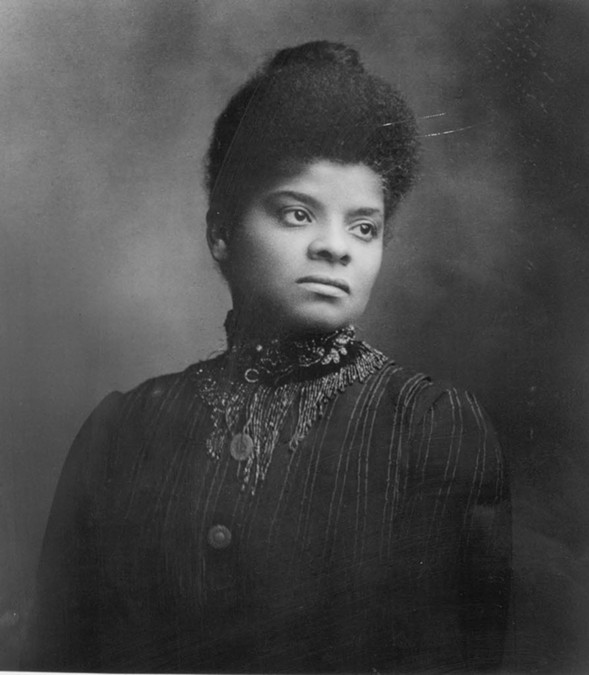 Ida B. Wells - SUN-TIMES FILE PHOTO