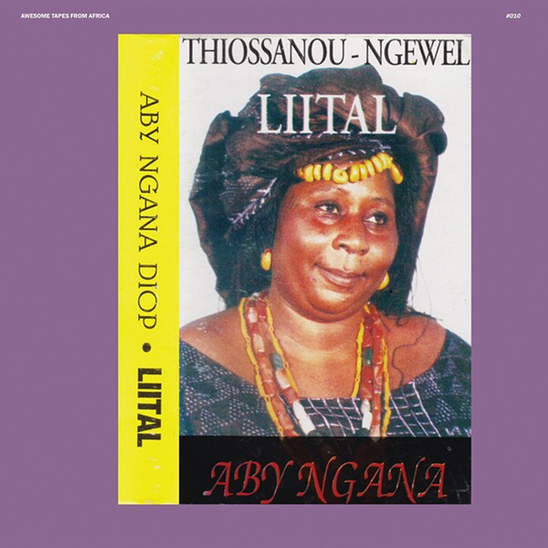 The cover of Aby Ngana Diop's Liital