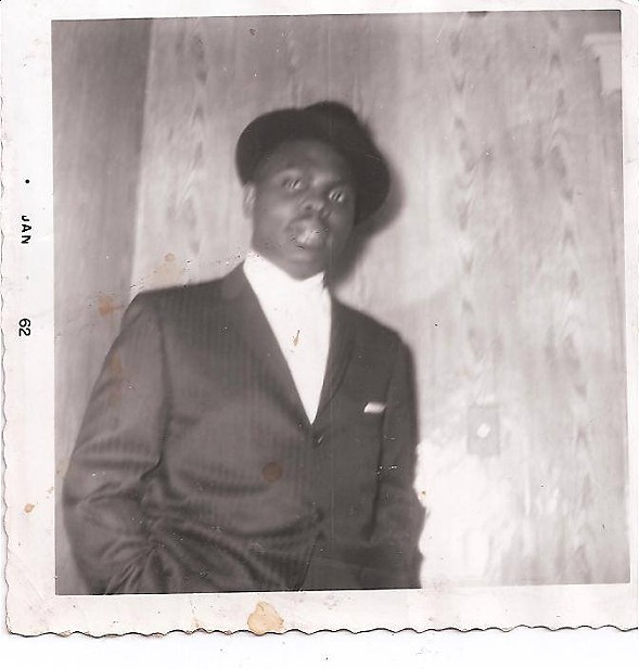 Bill Henry at age 26, when he was still a foot soldier in the 24th Ward - THE CITY