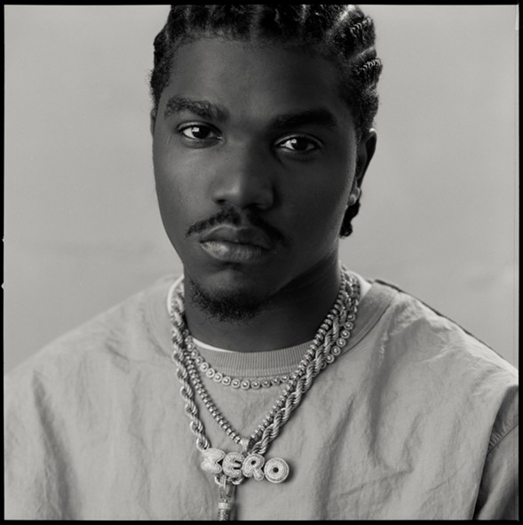 Smino - PHOTO BY JACK MCKAIN