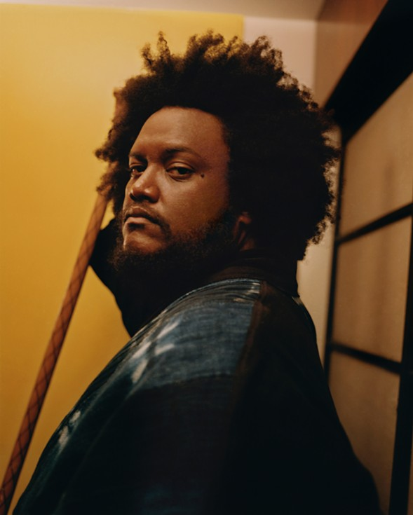 Kamasi Washington - COURTESY OF SACKS & CO.