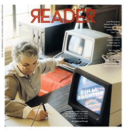 On the cover: Unknown photographer. The Daniel Langlois Foundation for Art, Science, and Technology, Sonia Landy Sheridan fonds, and VGA Gallery.