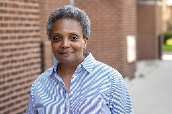 Lori Lightfoot - DOUG MCGOLDRICK