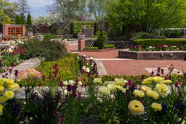 The Buehler Enabling Garden - CHICAGO BOTANIC GARDEN