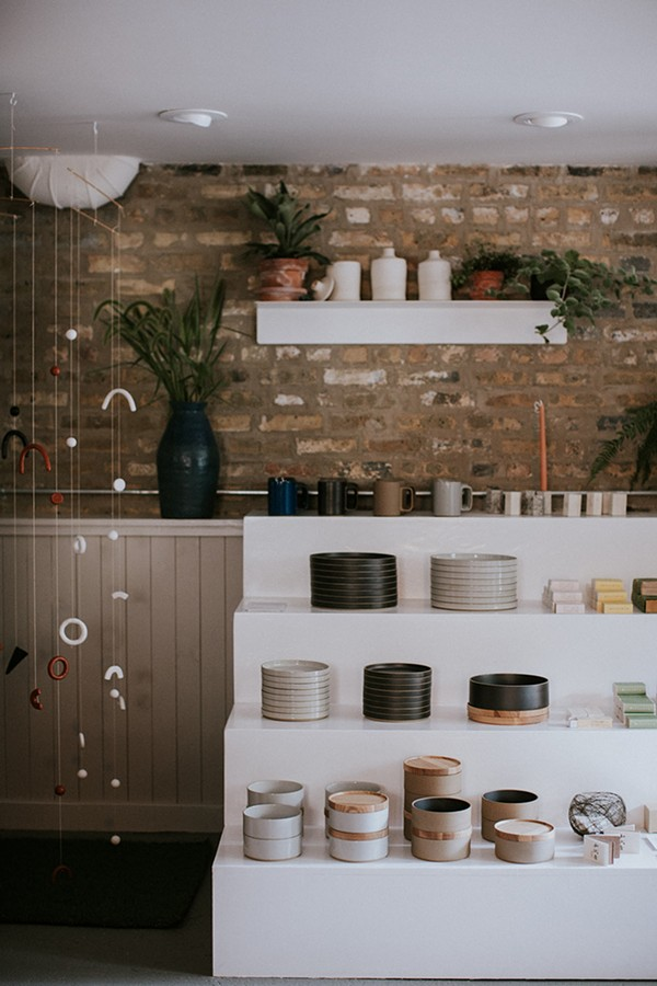 Aside from floral arrangements and a unique selection of home goods and gifts, Field & Florist sells local products. - JACLYN SIMPSON