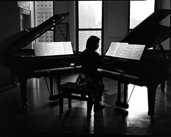 Chicago pianist Mabel Kwan - KELLY WEIME