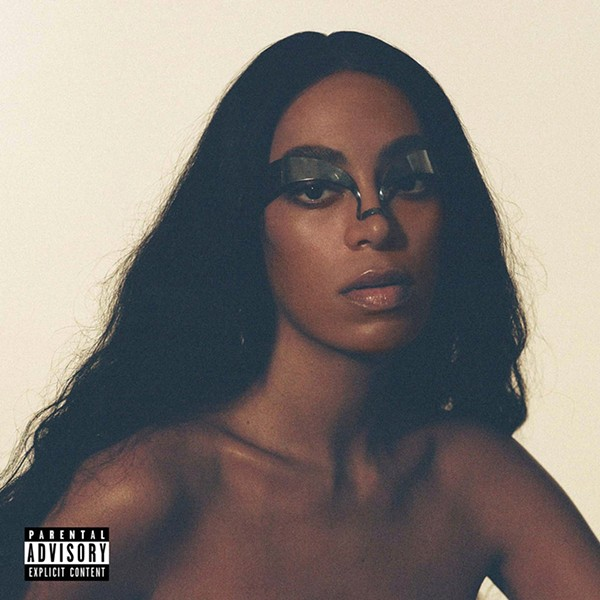 Solange Knowles released When I Get Home last month.