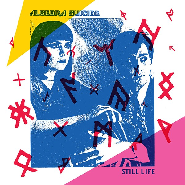 The Algebra Suicide reissue Still Life compiles 16 tracks from several different releases.
