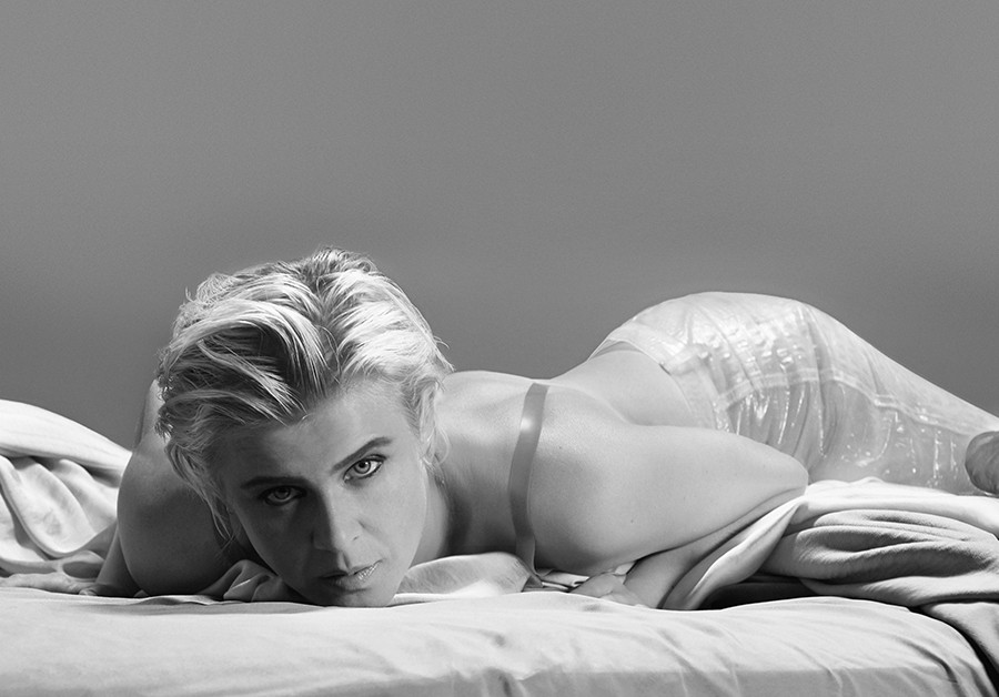 Robyn plays the Green Stage on Sunday at 8:30PM. - HEJI SHIN