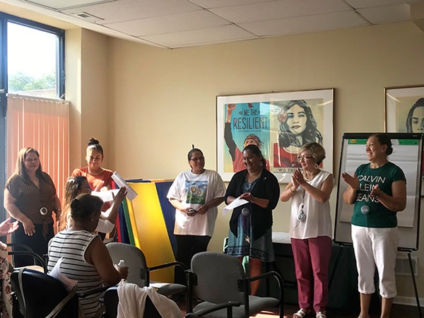 Leaders of Healing to Action demand improvements to CPS's sex ed curriculum to help remedy gender-based violence - ANDREA MICHELSON