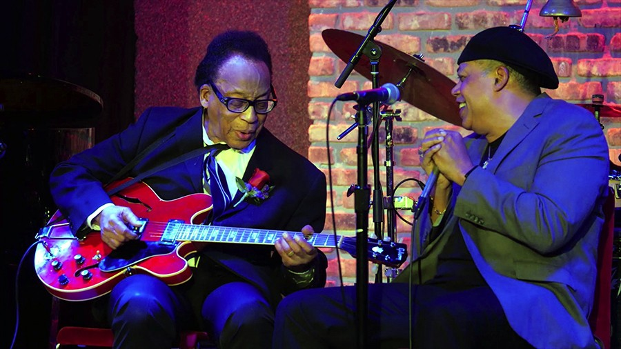 George Freeman and Billy Branch - PAUL CHEN