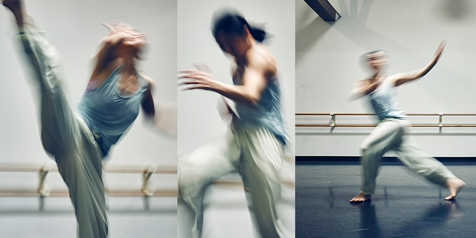 Shiau's upcoming solo for the Chicago Dancemakers Forum also drew inspiration from Christine Blasey Ford's testimony at last year's Senate confirmation hearings for now Supreme Court justice Brett Kavanaugh. - MAX THOMSEN