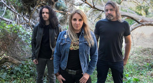 Acid King celebrate the 20th anniversary of Busse Woods