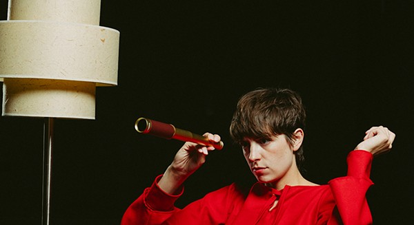 On Fran's debut album, front woman Maria Jacobson claims her spot as one of Chicago's best emerging indie rockers