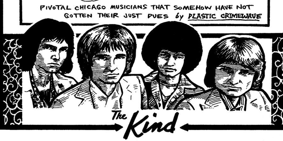 The Kind were two bands—and the first has been almost completely forgotten