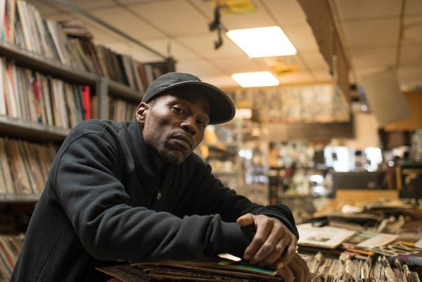 Traxman has been working in juke and footwork for decades, making him one of the longest-serving producers in those genres. - WILLS GLASSPIEGEL