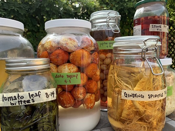 Preserving the past, one bottle at a time - COURTESY JENNIFER KIM
