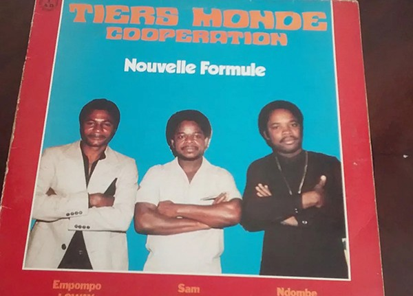 """""""Ngui-Ngon"""" appears on Tiers Monde Cooperation's debut LP."""