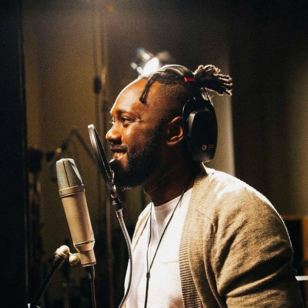Mykele Deville - PHOTO BY BRITTANY WAGNER