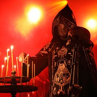 Batushka, Chasm, Imperial Triumphant, Infernal Conjuration