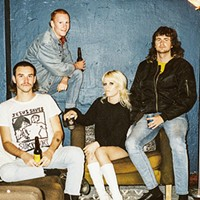 Amyl & The Sniffers, Mama, Muff Divers