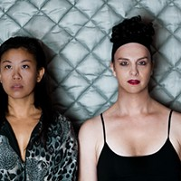 The Ladies of LCD Soundsystem