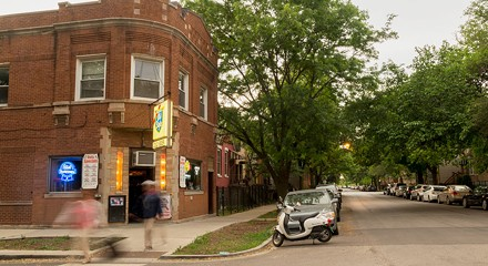 Bars on residential streets are Chicago's 'great good places'