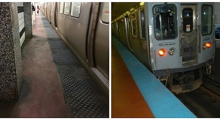 How often does the CTA <i>really</i> clean those subway stops? Hint: not very