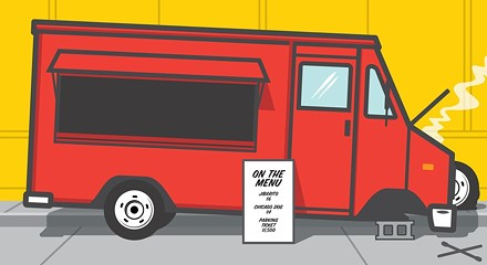Chicago is one of the most difficult places in the country to operate a food truck, a new study shows