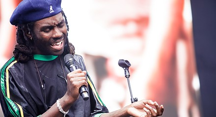 Blood Orange fought oppression with empathy and collaboration at Pitchfork