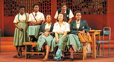 <i>School Girls; Or, The African Mean Girls Play</i> reopens at the Goodman