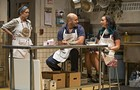 A manipulative teen spoils the payoff in Steppenwolf's <i>Grand Concourse</i>