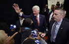 Bill Clinton hits town to support Hillary Clinton's presidential campaign and other Chicago news