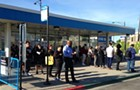 Prepaid bus boarding debuts on Belmont, but why doesn't Loop Link have it yet?