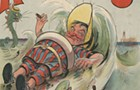 Before <i>New Yorker</i> covers, there was <i>Puck</i>