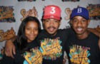 Updated: Chance the Rapper's new nonprofit hosts a 'Parade to the Polls' onMonday