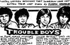 The Trouble Boys brought dumb punk fun to the U. of C. in the late 70s