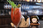 Osteria Langhe's David McCabe utilizes snails to put a new spin on the Bloody Mary