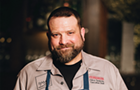 Chef Dino Tsaknis pays tribute to his culinary mentor, Michael Lachowicz