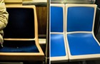 CTA's cloth seat coverings, source of public transit horror stories, might be replaced