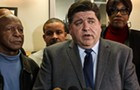J.B. Pritzker talks race politics