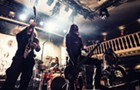Greek death-metal band Septicflesh may have added clean strings, but their music remains as septic as ever