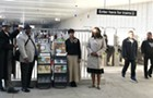 Is it legal for Jehovah's Witnesses to proselytize inside CTA stations?