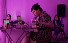Electronic improviser Bonnie Jones highlights community in her abstract sound practice