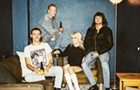 Amyl & the Sniffers search for new highs in Aussie garage punk
