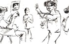 Sketches from CIFF: a few thoughts on the nature of virtual reality