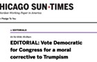 Who's that speaking for the <i>Sun-Times</i> this time?