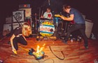 Madison garage punks the Hussy can heat up the coldest winter nights